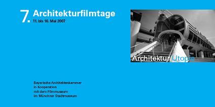 Architekturfilmtage der AK Bayern